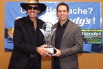 Richard Petty und Jimmie Johnson (Hendrick)