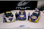 David Reutimann (MWR) Michael Waltrip (MWR)