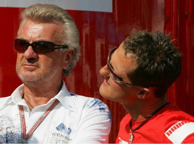 Weber und Schumacher