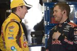 Kyle Busch (Gibbs) Brian Vickers (Red Bull)