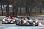 Zwei Fahrzeuge der neuen Formula Le Mans
