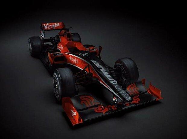 Virgin-Cosworth VR-01