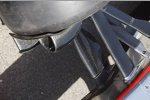 McLaren-Vorderradaufhängung