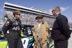 Carl Edwards und Jack Roush