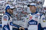 Jimmie Johnson und Chad Knaus
