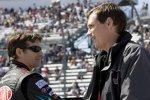 Jeff Gordon und Steve Letarte