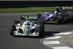 Tony Kanaan (Andretti) und Mike Conway (Dreyer and Reinbold)