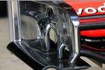 Neuer McLaren-Frontflügel