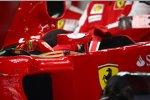 Ferrari musste die Rückspiegel nach innen versetzen
