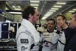 Franck Montagny, Sébastien Bourdais und Pedro Lamy