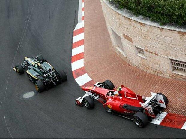 Fernando Alonso, Heikki Kovalainen