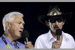 Junior Johnson und Richard Petty