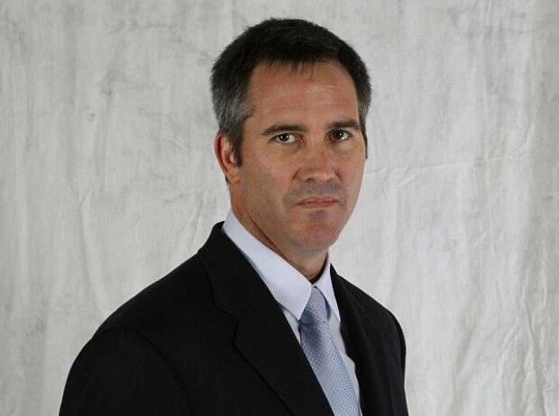 Randy Bernard IndyCar-Chef