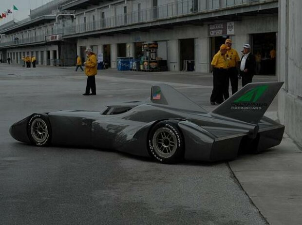 Delta Wing Project