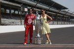 Dario Franchitti und Ehefrau Ashley Judd