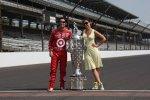 Dario Franchitti und Ehefrau Ashley Judd