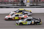 Greg Biffle (Roush) David Reutimann (MWR) Carl Edwards (Roush)