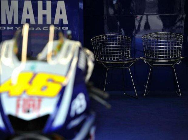 Stühlerücken bei Yamaha