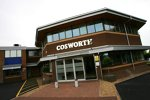 Besuch bei Cosworth