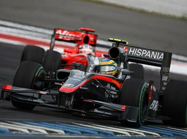 Timo Glock, Bruno Senna