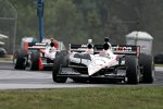 Ryan Briscoe (Penske) Will Power (Penske)