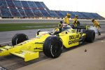 Sarah Fisher out of sequence