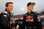 Red-Bull-Teamkollegen: Scott Speed und Mattias Ekström