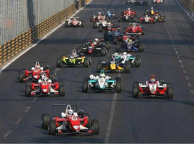 Start in Macau