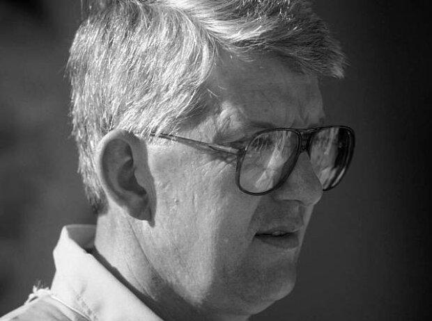 Peter Warr 1989