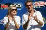 Hollywood-Promis: Sharon Stone und Kenny Loggins