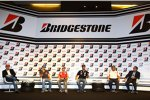 Bridgestone-Pressekonferenz