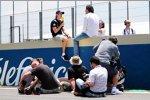 Sebastian Vettel (Red Bull) im Interview