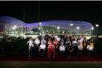 Formel-1-Gruppenbild