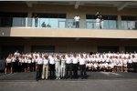 Mercedes-Gruppenbild