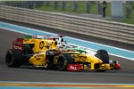 Adrian Sutil (Force India) und Robert Kubica (Renault)