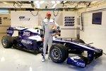 Pastor Maldonado (Williams)