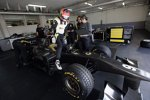 Romain Grosjean (DAMS)