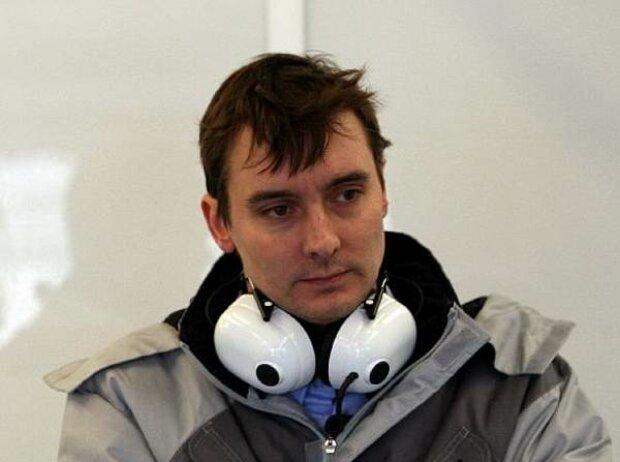 James Key (Technischer Direktor)