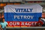 Vitaly Petrov (Renault) hat Russland endgültig auf die Formel-1-Landkarte gebracht