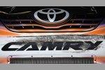 Der Toyota Camry von Denny Hamlin nach einer Drafting-Session