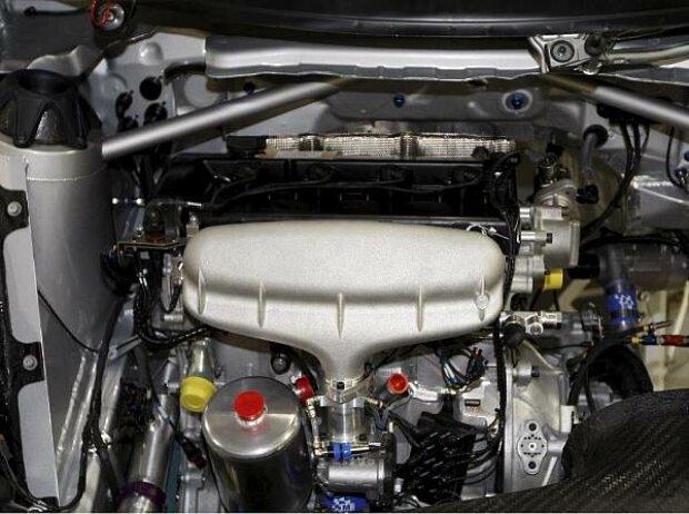 Ford Fiesta RS WRC Motor