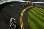 Two-Car-Breakaway mit Kasey Kahne (Red Bull) und Carl Edwards (Roush)
