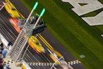 Daytona mit Speeds bis zu 332 Stundenkilometer