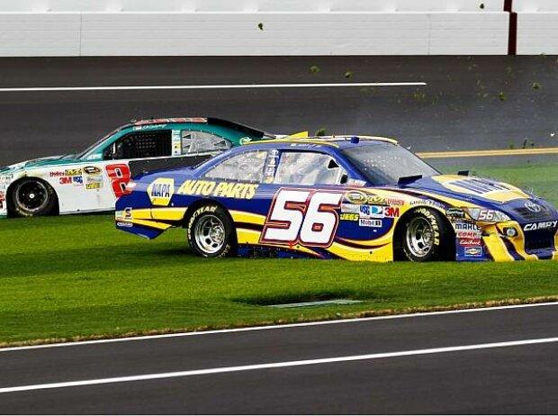 Dale Earnhardt Jun. Martin Truex Jr.
