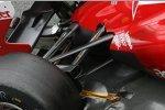 Ferrari-Hinterradaufhängung