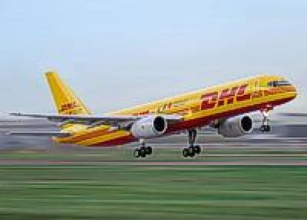 DHL-Flieger