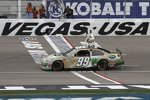 Carl Edwards (Roush) feiert seinen zweiten Sieg in Las Vegas