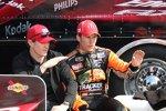 Scott Dixon und Jamie McMurray tauschen Cockpits