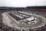 Race Action im NASCAR-Kolosseum