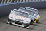 Brian Vickers (Red Bull), Andy Lally (TRG), Martin Truex Jr. (MWR)